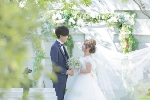 Garden Wedding♪