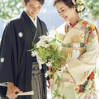 和婚スタイルのフォトギャラリー
