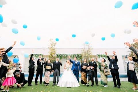 【Family Wedding】大切な親族と過ごす温かい一日