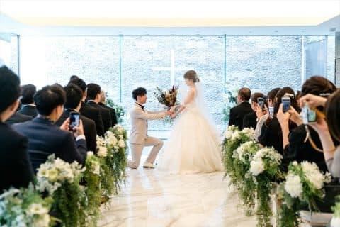 【和やかウエディング】ふたりらしい結婚式