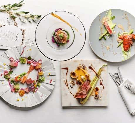 2021-10-23《お料理にこだわりたい方へ》豪華5品♪秋の味覚を味わうコース試食付き!おもてなしフェア